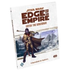 Star Wars Edge of the Empire: Enter the Unknown (In Store Sales Only)