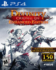 Divinity Original Sin - EE  (Playstation 4)
