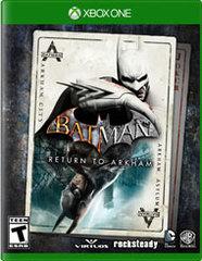 Batman Return to Arkham (Xbox One)