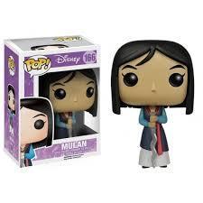 #166 - Mulan (Disney)