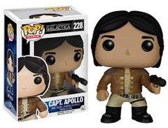 #228 - Capt. Apollo (BattleStar Galactica)