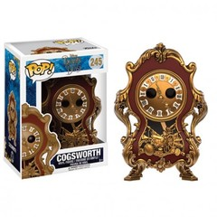 #245 - Cogsworth (Beauty and the Beast