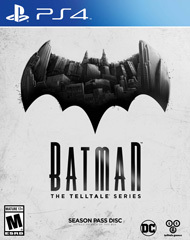 Batman - The Telltale Series (Playstation 4)