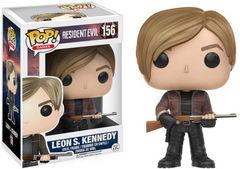 #156 - Resident Evil: Leon Kennedy