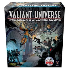 Valiant Universe (Deck Building Game)