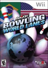 AMF Bowling World Lanes (Nintendo Wii)