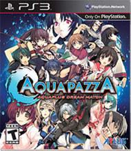 AquaPazza Dream Match (Playstation 3)