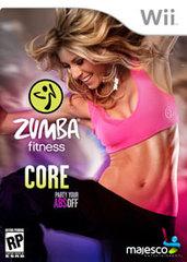 Zumba Fitness - Core (Nintendo Wii)