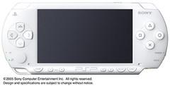 PSP 2001 White