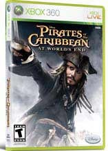 Pirates of the Caribbean - At Worlds End (Xbox 360)