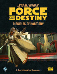 Force and Destiny - Disciples of Harmony (Star Wars) - In Store Sales Only