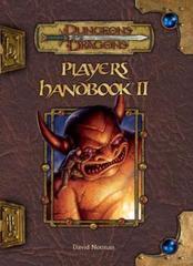 Dungeons & Dragons - Players Handbook II