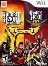 Guitar Hero Dual Pack (Nintendo Wii)