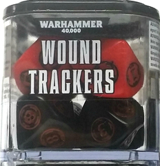 Citadel: Wound Trackers Dice Cube - red