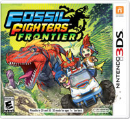Fossil Fighters Frontiers (3DS)