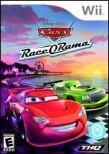 Cars - Race O Rama (Nintendo Wii)