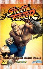 UFS Street Fighter Booster Pack