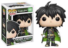 #195 - Yuichiro Hyakuya (Seraph of the End)