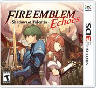 Fire Emblem Echoes - Shadows of Valentia (Nintendo 3DS)