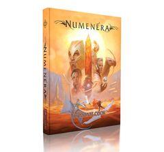 Numenera - Core Book (Hard Cover)