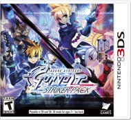 Azure Striker Gunvolt Striker Pack (Nintendo 3DS)