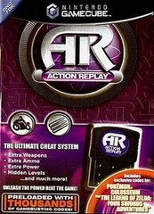 Action Replay For Gamecube