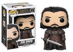 #49 - Jon Snow (Game of Thrones)