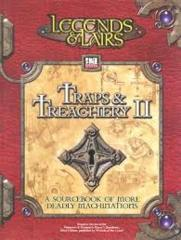 Legends of Lairs: Traps & Treachery II