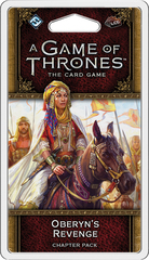 A Game of Thrones - The Card Game (Second Edition) - A Game of Thrones: The Card Game (Second Edition) - Oberyn`s Revenge Chapte