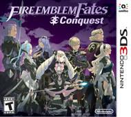 Fire Emblem Fates: Conquest - (Nintendo) - 3DS