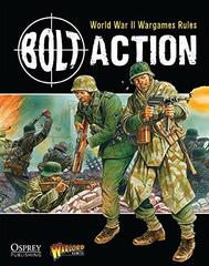 World War II Wargames Rules (Bolt Action)