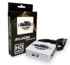 AV TO HDMI Converter (Multi-System)