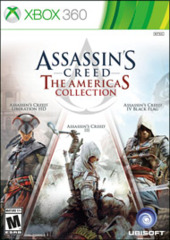 Assassin's Creed - The AmericaS Collection (Xbox 360)