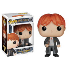 #02 - Ron Weasley (Harry Potter)