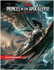 Dungeons & Dragons RPG - Princes of the Apocalypse (5th Edition)