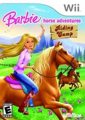 Barbie Horse Adventures - Riding Camp (Nintendo Wii)