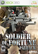 Soldier of Fortune - Payback (Xbox 360)