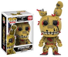 #110 Springtrap (Five Nights at Freddy's)