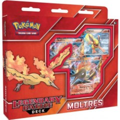 Legendary Battle Deck: Moltres