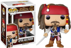 #172 - Captain Jack Sparrow (Disney Pirates)