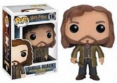 #16 - Sirius Black (Harry Potter)