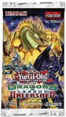 Dragons of Legend Unleashed - 1st Edition - Booster Pack