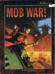 Shadowrun Adventure: Mob War!