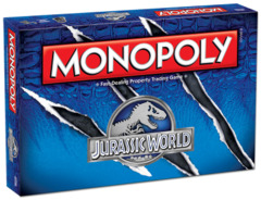 Jurasic World - Monopoly