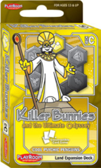 Killer Bunnies and the Ultimate Odyssey: Cool Psychic Penguins Land Expansion Deck