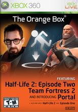 Orange Box (Xbox 360)