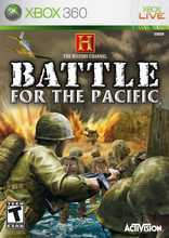 Battle for the Pacific - History Channel (Xbox 360)