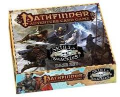 Pathfinder Adventure (Card Game) - Skull & Shackles - Base Set