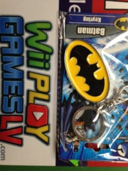 Batman Key Chain Dc Comics