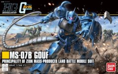 High Grade Universal Century - Mobile Suit Gundam - Gouf (Revive)